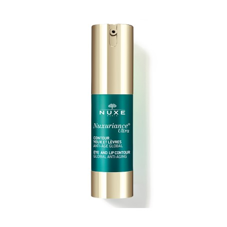 NUXE NUXURIANCE ULTRA CONTORNO DE OJOS Y LABIOS ANTIEDAD GLOBAL 15 ML