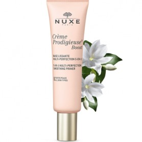 NUXE CREME PRODIGIEUSE BOOST BASE ALISANTE MULTI PERFECCION 5 EN 1 30 ML