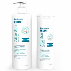 ISDIN POST SOLAR LOCION AFTER SUN CALM¬COMFORT 400 ML