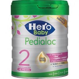 HERO BABY PEDIALAC 2 LECHE INFANTIL DE CONTINUACION 800 G