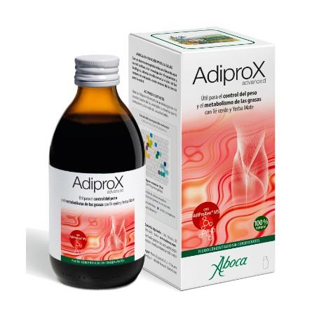 ABOCA ADELGACCION ADIPROX CON TÉ VERDE Y SEMILLAS DE UVA LIQUIDO 320 GR