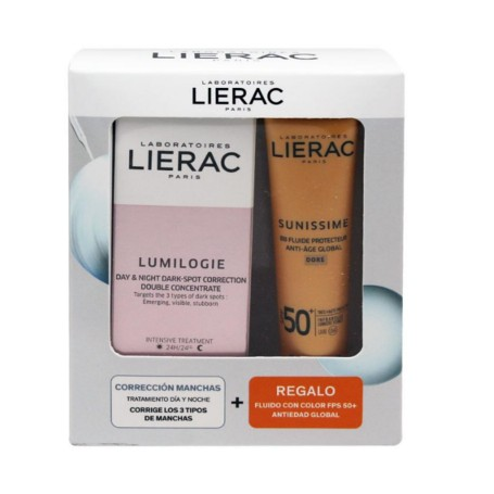 LIERAC LUMILOGIE CONCENTRADO ANTIMANCHAS DIA Y NOCHE 30 ML