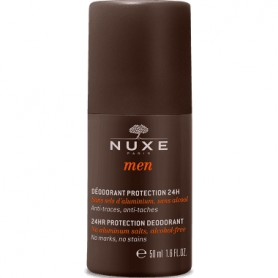 NUXE MEN DESODORANTE PROTECCION 24 HORAS SIN SALES DE ALUMINIO 50 ML