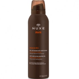 NUXE MEN GEL DE AFEITAR ANTI IRRITACIONES 150ML