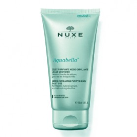 NUXE AQUABELLA GEL MICRO-EXFOLIANTE PURIFICANTE DIARIO 150 ML