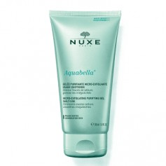 NUXE AQUABELLA GEL MICR-EXFOLIANTE PURIFICANTE DIARIO 150 ML