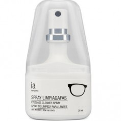 INTERAPOTHEK SPRAY LIMPIAGAFAS 20 ML CON GAMUZA