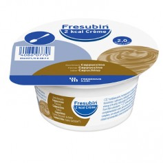FRESUBIN 2KCAL CREME CAPUCHINO 4X125 ML
