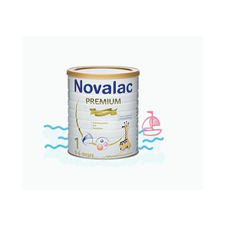 NOVALAC PREMIUM 1 LECHE EN POLVO PARA LACTANTES 800 GR