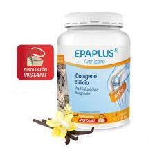 EPAPLUS ARTHICARE COLAGENO, SILICIO Y ACIDO HIALURONICO POLVO SABOR VAINILLA 2X326 G