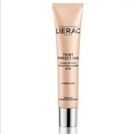 LIERAC TEINT PERFECT SKIN 01 LIGHT BEIGE 30 M