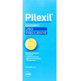 PILEXIL CHAMPU USO FRECUENTE CON PANTENOL 300ML