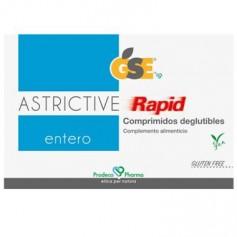 GSE ASTRICTIVE RAPID 24 COMP DEGLUTIBLES(ADUL