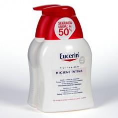 EUCERIN BIPACK HIGIENE INTIMA 2X250ML