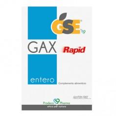 GSE ENTERO GAX RAPID DIGESTIVO 12 COMPRIMIDOS