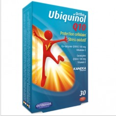 ORTHO UBIQUINOL Q10 KANEKA 100 MG Y VITAMINA E 30 COMPRIMIDOS