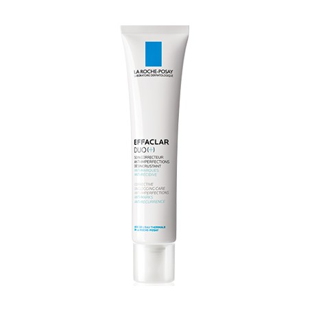 ROCHE POSAY EFFACLAR DUO+ TRATAMIENTO ANTIMARCAS E IMPERFECCIONES 40 ML