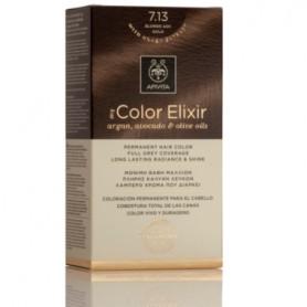 APIVITA COLOR ELIXIR TINTE PERMANENTE NATURAL 6.43 DARK BLONDE COPPER GOLD