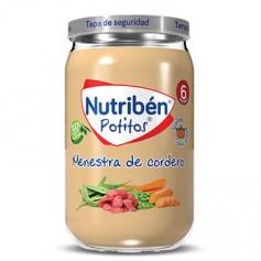 NUTRIBEN POTITO DE MENESTRA CORDERO 235 G