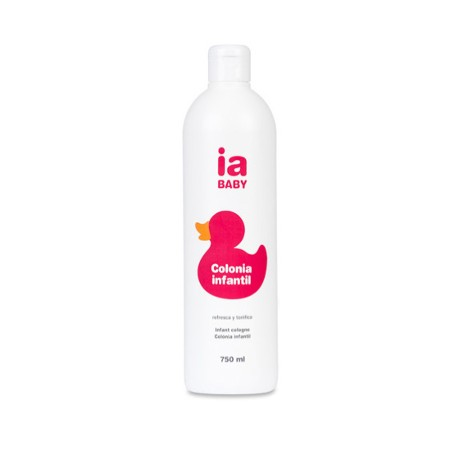 INTERAPOTHEK BABY COLONIA INFANTIL 750 ML
