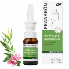 PRANAROM AROMAFORCE SPRAY NASAL DESCONGESTIVO 15 ML