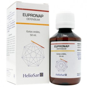 HELIOSAR EUPRONAP DEFENSIUM GOTAS 50 ML HOMEOSPAGYRIA