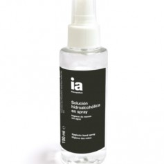 INTERAPOTHEK SOLUCION HIDROALCOHOLICA EN SPRAY 100 ML