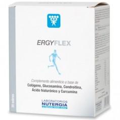 ERGYFLEX CON COLAGENO, GLUCOSAMINA Y CONDROITINA 30 SOBRES NUTERGIA