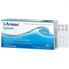 ARTELAC SPLASH COLIRIO HIDRATANTE 10X 0,5 30 MONODOSIS