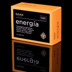 GOAH CLINIC ENERGIA CON MAGNESIO, SELENIO Y ZINC 60 CAPSULAS