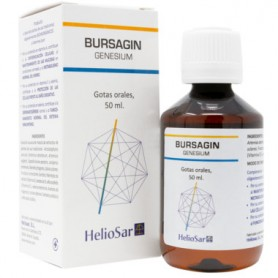 HELIOSAR BURSAGIN GENESIUM GOTAS 50 ML HOMEOSPAGYRIA