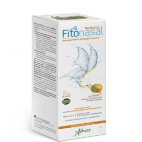ABOCA FITONASAL PEDIATRICO SPRAY NASAL DESCONGESTIONANTE CON TANNISAL 125 ML