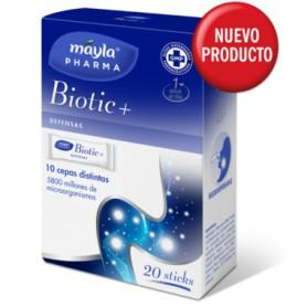 MAYLA BIOTIC+ 10 STICKS DEFENSAS PROBIOTICO