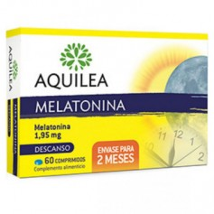 AQUILEA DESCANSO MELATONINA 1.95MG 60 COMP