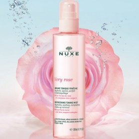 NUXE VERY ROSE TONICO BRUMA REFRESCANTE 200 M