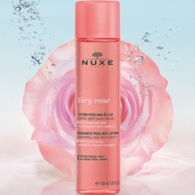 NUXE VERY ROSE LOCION PEELING LUMINOSIDAD EXFOLIANTE 150 ML