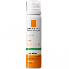 ANTHELIOS BRUMA DE ROSTRO INVISIBLE ANTI-BRILLO SPF50 75 ML ROCHE POSAY