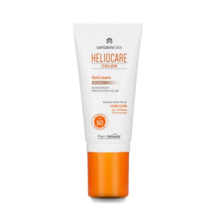 HELIOCARE PROTECTOR SOLAR GELCREAM COLOR BROWN SPF50 50ML