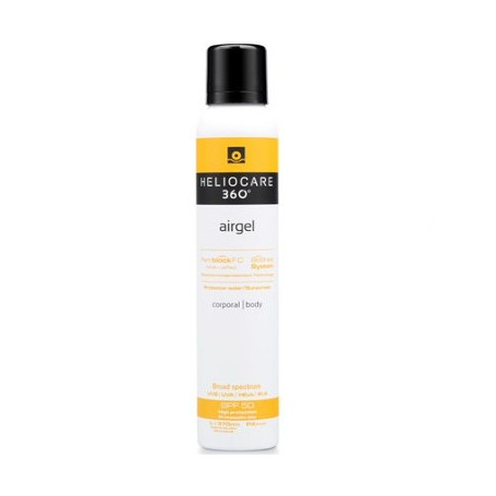 HELIOCARE 360 PACK AIRGEL SPF50 SPRAY CORPORAL 200 ML + REGALO GEL 25 ML