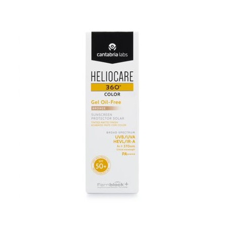 HELIOCARE PACK GEL 90 FOTOPROTECTOR FACIAL SPF 50 50 ML+SPRAY FOTOPROTECTOR CORPORAL SPF5 50 ML