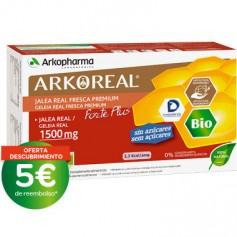 ARKOPHARMA ARKOREAL JALEA REAL FORTE PLUS 1500 MG 20 AMPOLLAS