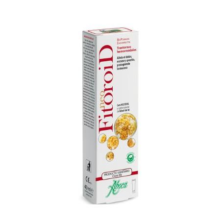 ABOCA NEO FITOROID BIOPOMADA ENDORRECTAL HEMORROIDES 40 ML