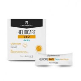 HELIOCARE 360º JUNIOR ORAL STICK 20 SOBRES
