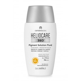 HELIOCARE 360º PIGMENT SOLUTION FLUID PROTECTOR SOLAR 50+ 50 ML