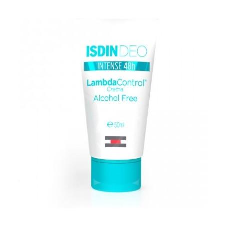 ISDIN DEO LAMBDA CONTROL DESODORANTE EN CREMA 48 H 50 ML