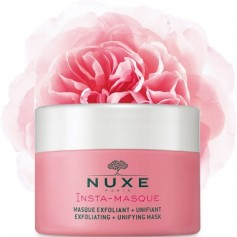 NUXE INSTA-MASQUE MASCARILLA ROSA EXFOLIANTE Y UNIFICANTE 50 ML