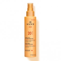 NUXE SUN SPF 20 LECHE CORPORAL Y FACIAL EN SPRAY 150 ML