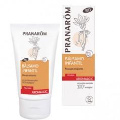 PRANAROM BALSAMO INFANTIL MASAJE RELAJANTE CON ARNICA 40 ML