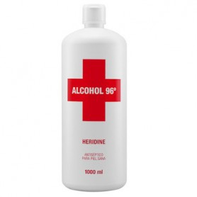 ALCOHOL 96º INTERAPOTHEK HERIDINE 1000 ML