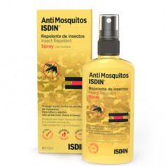 ISDIN ANTIMOSQUITOS SPRAY REPELENTE DE MOSQUITOS 100 ML